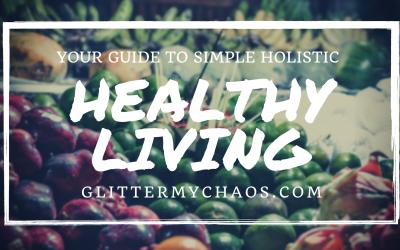 Simple Holistic Health Changes