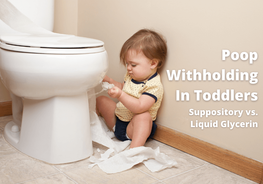 Poop Withholding In Toddlers